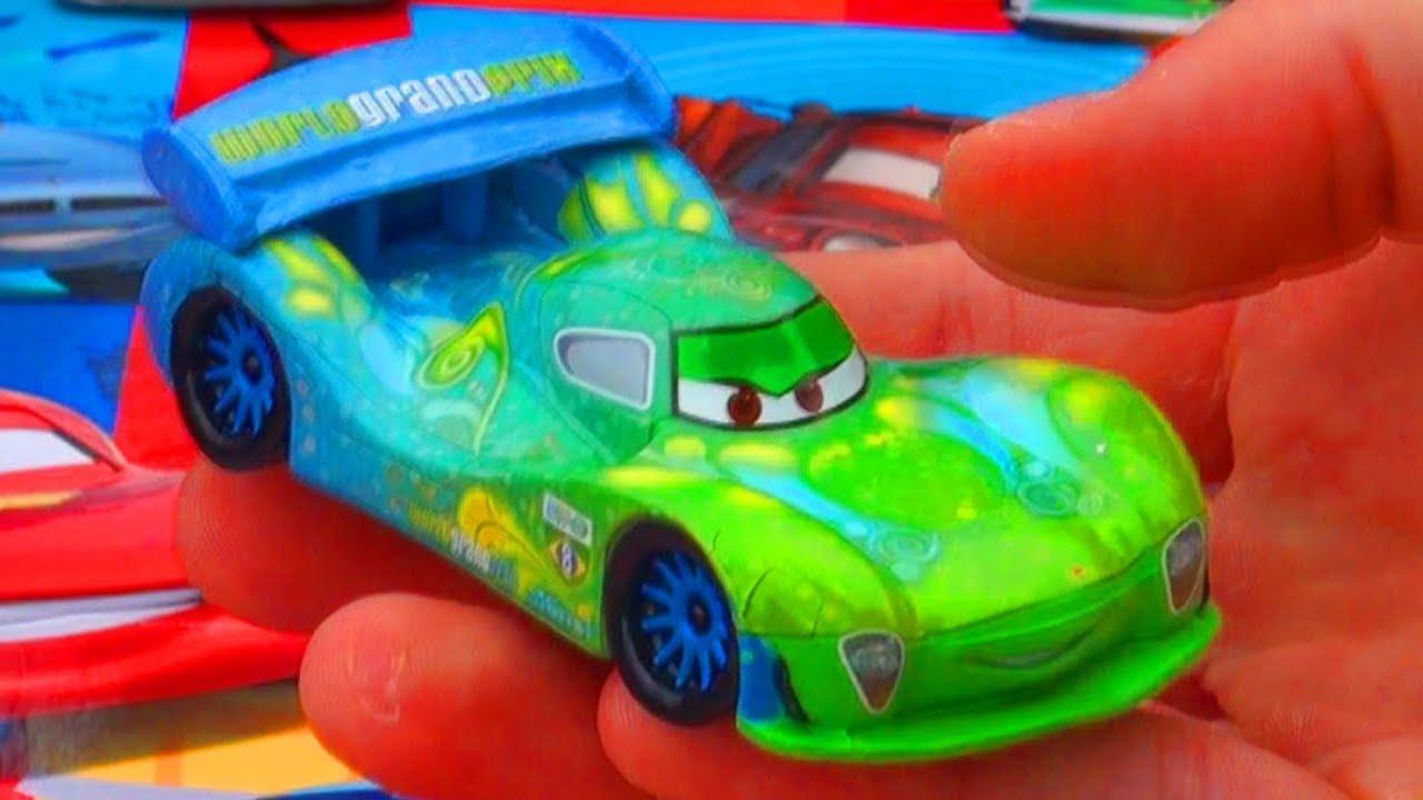 Disney Store Cars  Deluxe