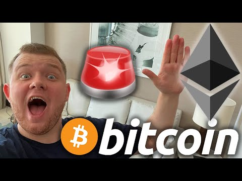 🛑 URGENT WARNING 🛑 BITCOIN & ETHEREUM DUMP BEFORE HUUUUUUUUGE PUMP THIS WEEK!!!!!!!!!!!!!!!!!