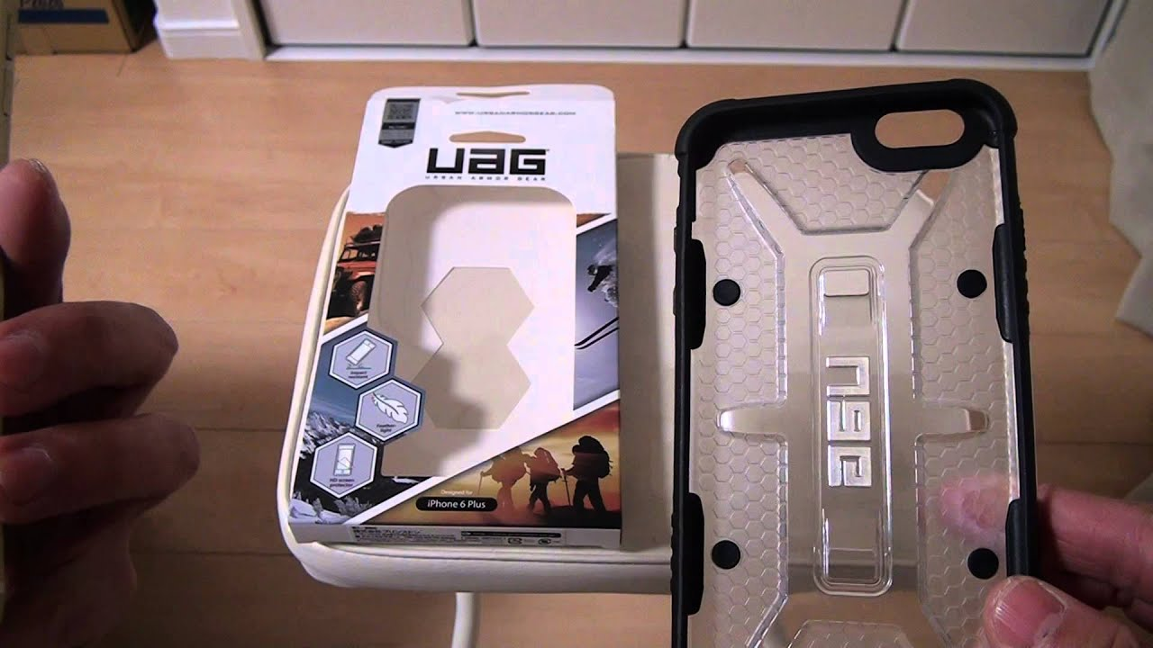 Uag Iphone S