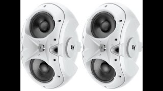 Electro voice evid 4.2 реальная АЧХ