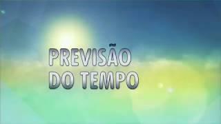 Previsão do Tempo para Roraima no Jornal de Roraima 2ª Edição (04/01/2018)