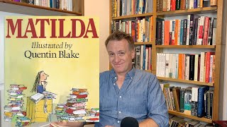 Jamie Parker reads 'Matilda' for Roald Dahl Day, 2020