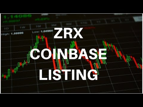 Will the ZRX Coinbase listing sustain