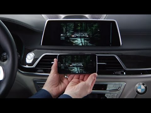 Mirror Your Phone Screen On The Idrive Display Bmw