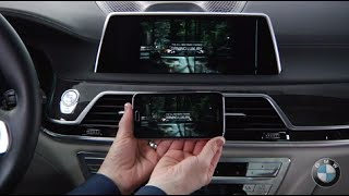 Mirror Your Phone Screen on the iDrive Display | BMW Genius How-To