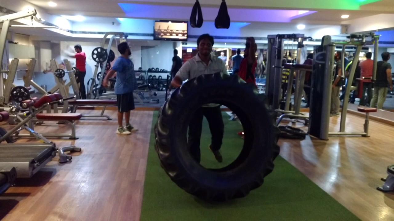"""Chizel Fitness Studio in Alkapuri, Hyderabad - """"360° view ..."""