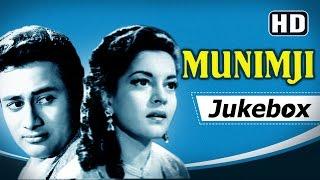 Munimji 1955 Songs [HD] - Dev Anand - Nalini Jaywant - Pran | Hits of S.D. Burman