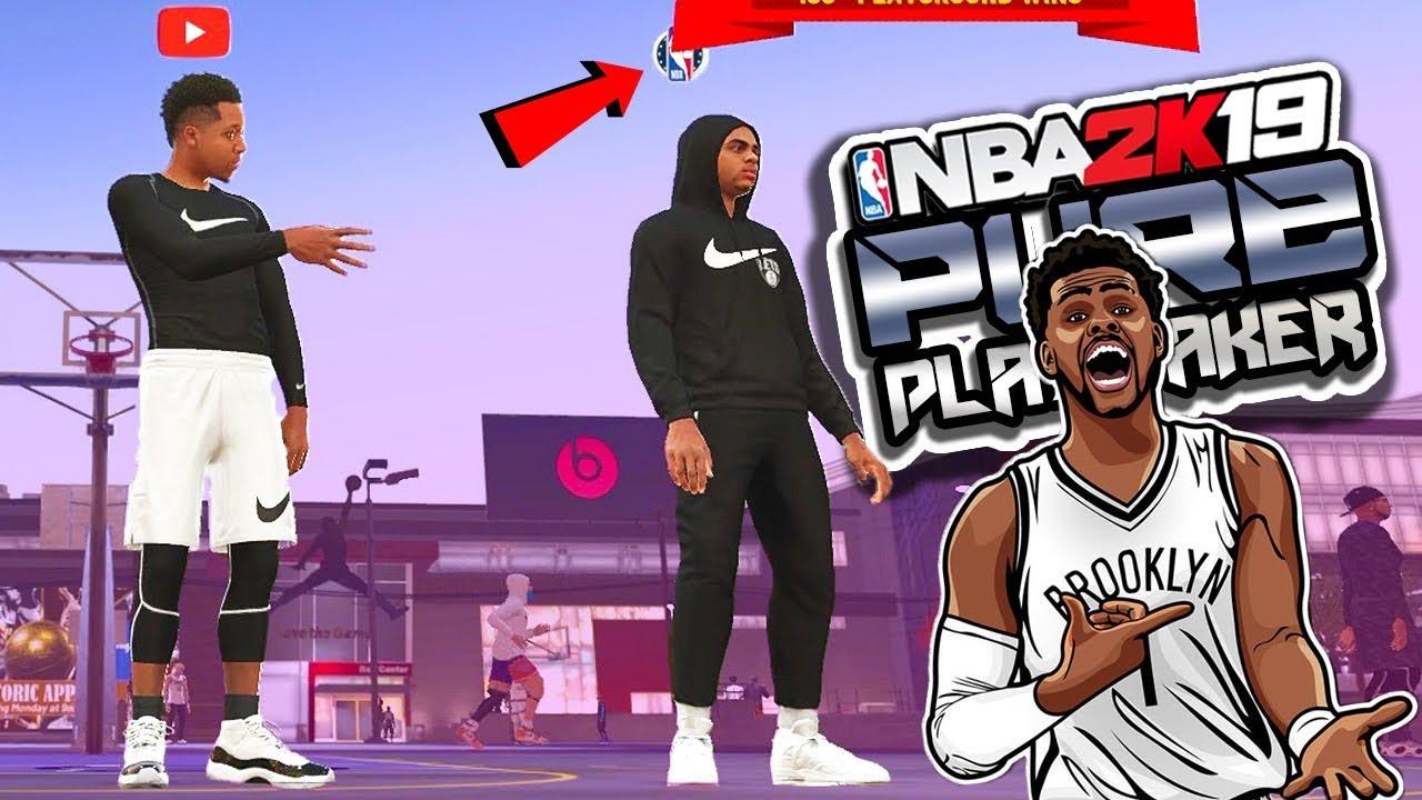 NBA Star D'Angelo Russell & ShakeDown Final Games - NBA 2K19 3v3