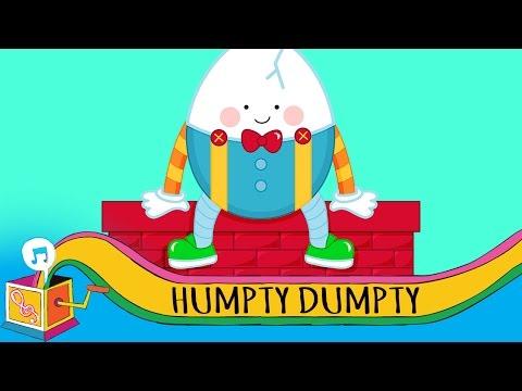 Humpty Dumpty | Karaoke