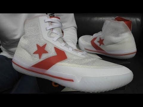 Обзор кроссовок Converse All Star Pro BB Hi - Выпуск #459