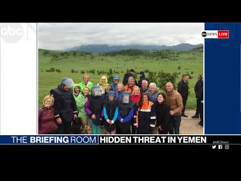 The Briefing Room: Trump exclusive, 2020 Democrat debate field, tankers attacked in Gulf of Oman
