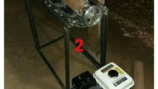 Gambar cover KREATIF BERIKUT cara cara membuat mesin mini pipil jagung tercepat  sampai selesai. 082242192442