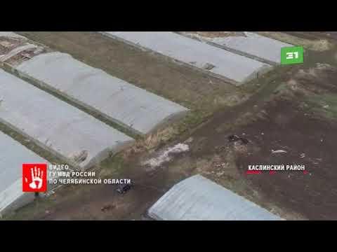 Настоящую спецоперацию провели сотрудники миграционной службы в Калининском районе Челябинска