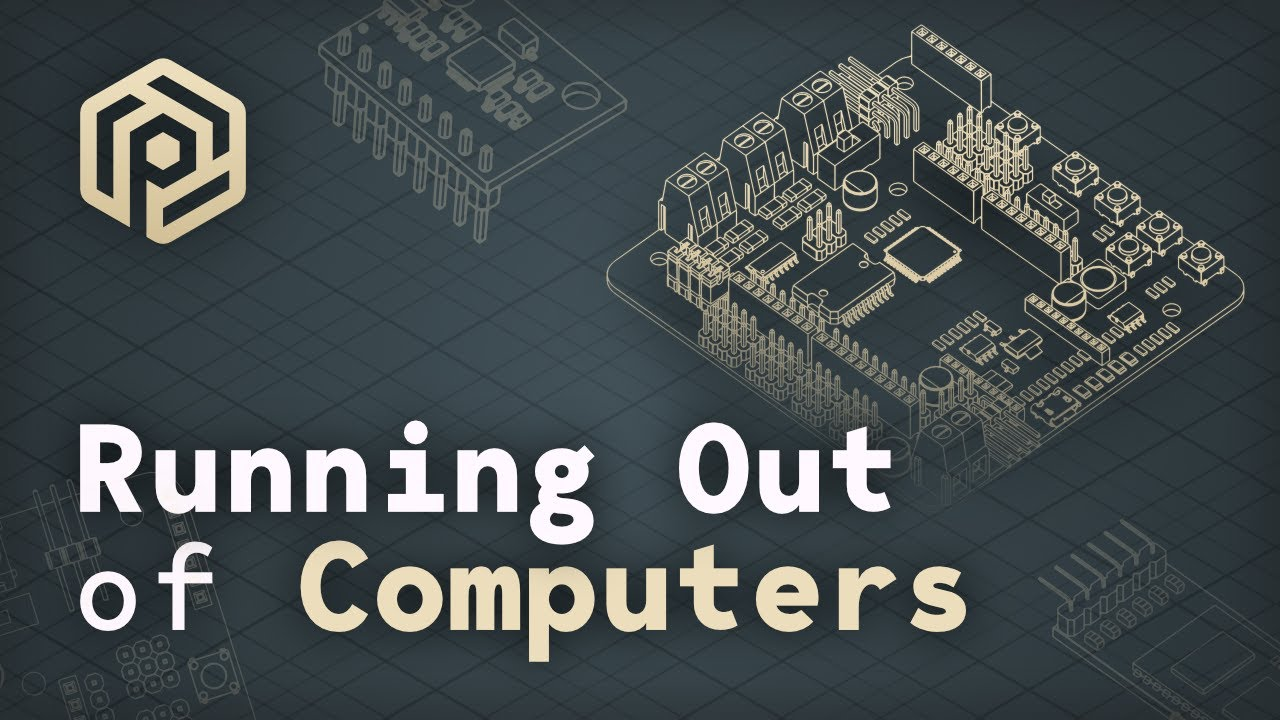 Why the World is Running Out of Computers