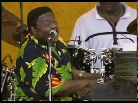 Fats Domino - Live 18 - Going to the river -