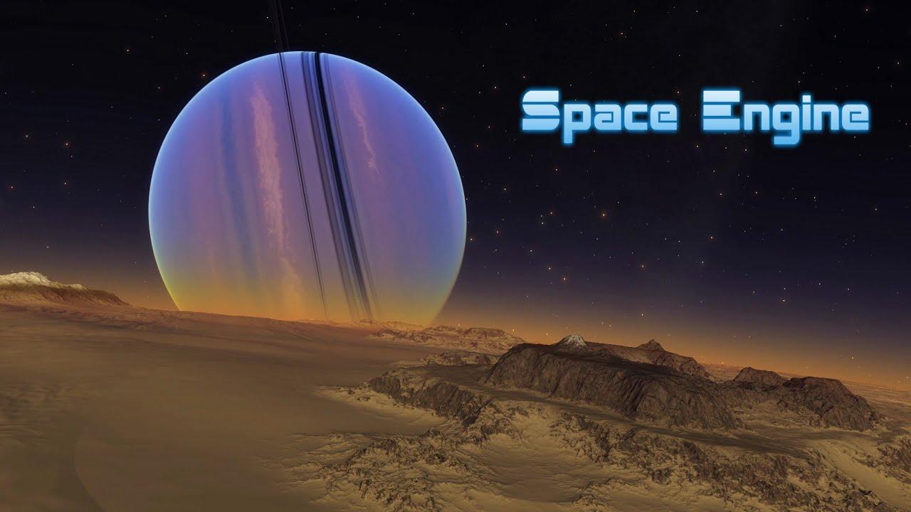 Space Engine 0.9.7.2 - Horizons (2K) - YouTube