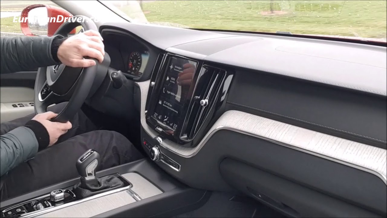 New Volvo Xc60 Suv 2020 Test Drive Review D4 Awd Inscription Line Youtube