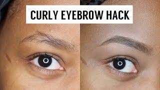 EDGE CONTROL Eyebrow Routine? Brows On SLEEK!