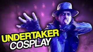 UNDERTAKER COSPLAY at Comic Con