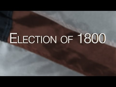 HIST 2111 19 - Election of 1800