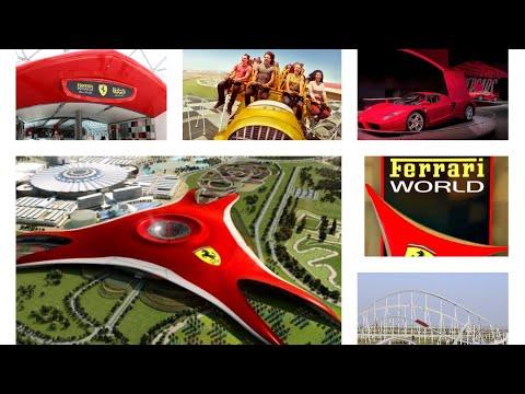 Ferrari World Abu Dhabi UAE 🇦🇪   Full Informative Tour Vlog   Cook with Umm Arshman