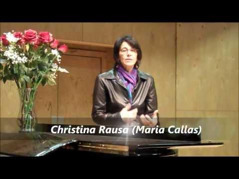 Christina Rausa MASTER CLASS interview