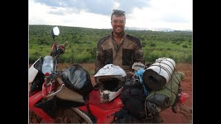 Africa Motorcycle Tour Part 11 - Congo & DRC
