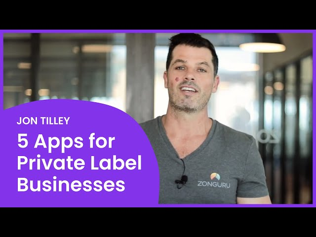 5 Must-Have Apps to Help You Run Your Amazon Business 🙌 #PrivateLabel