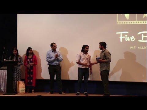 Short Film Screening Event 27 May 2018 at NFAI