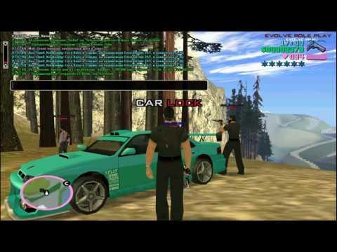 Похитили полицейского и требуем выкуп! Evolve RP | #3