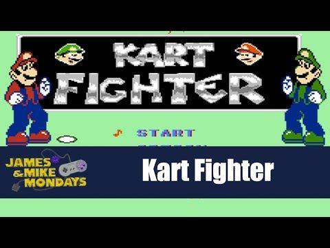 Kart Fighter (NES) James & Mike Mondays