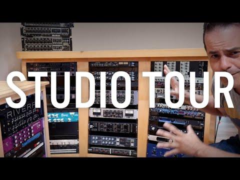 Composer/Producer Michael Nielsen Studio Tour