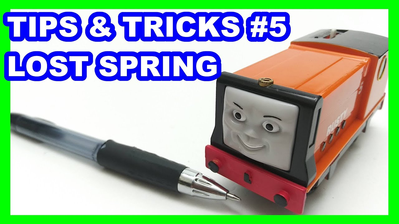 Tips & Tricks #5 Trackmaster Tomy Tomica Plarail Thomas & friends Thomas y sus amigos 托馬斯和朋友
