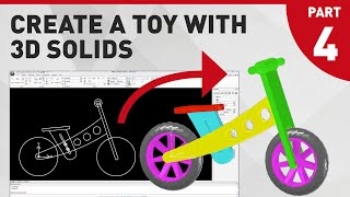 Create A Toy - With 3d Solids_part 4