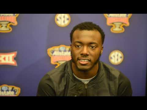 """Richard LeCounte to Young DBs: """"It Is Time To Do It"""""""