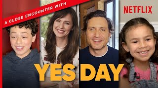 The Yes Day Cast Pranked Each Other On Set | Netflix