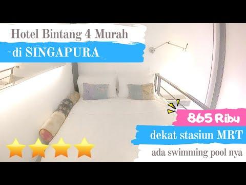 REVIEW HOTEL MURAH DI SINGAPURA DEKAT STASIUN MRT   THE DAULAT BOUTIQUE HOTEL