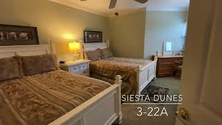 Siesta Dunes 3-22A Deluxe Beachfront | Siesta Key Vacation Rentals