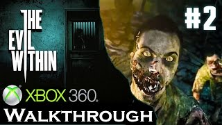 The Evil Within Walkthrough XBOX 360 / PS3 (Chapter 2: Remnants)