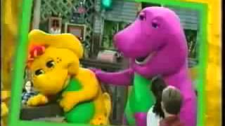 Barney & Friends Circle of Friends Ending Credits