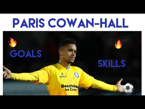 Paris Cowan-Hall - Wycombe Wanderers - Goals, Skills And Assists