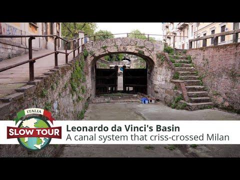 Milan: Leonardo da Vinci's Basin | Italia Slow Tour