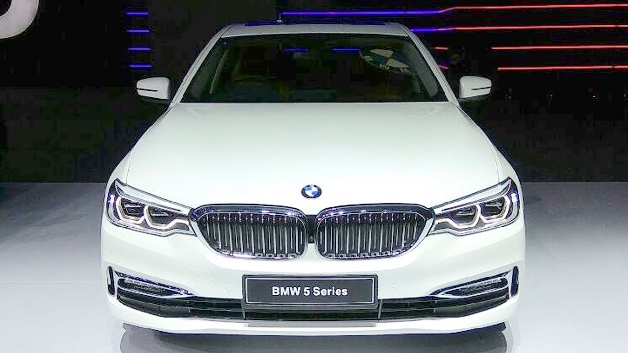 2017 Bmw 5 Series Launched In India At Inr 49 9 Lakhs