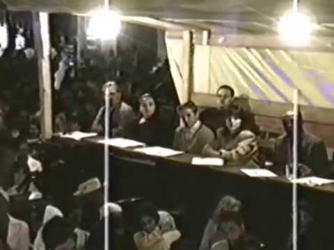 Festival de Música Sertaneja Teixeiras 1992