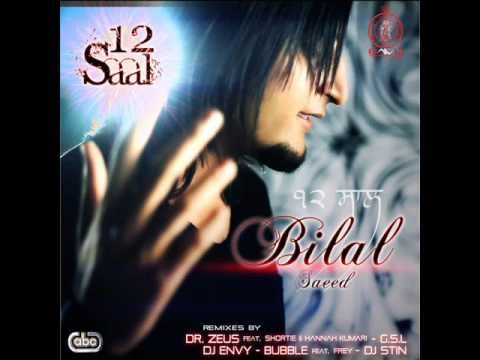 Bilal Saeed - IJAZAT Feat Dr. Zeus, Shortie & Young Fateh