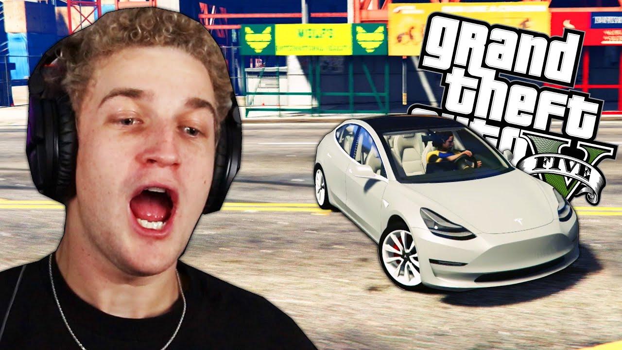 I Drifted my REAL CAR in GTA 5! | GTA 5