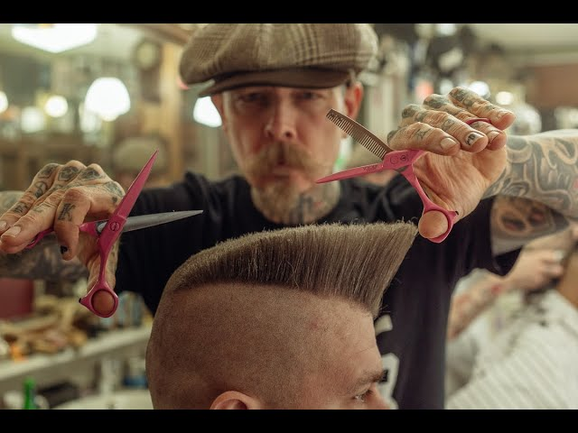 Psychobilly Flattop, THE BUTCHER