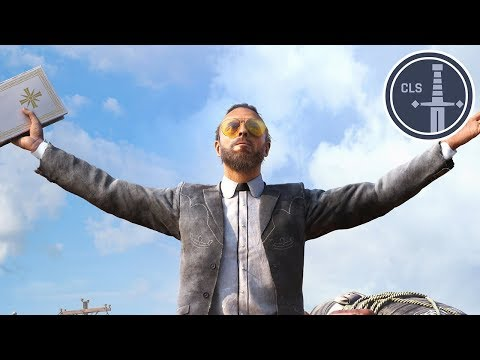 Far Cry 5 and the Politics of Games Journalism -- CLS Side Quest