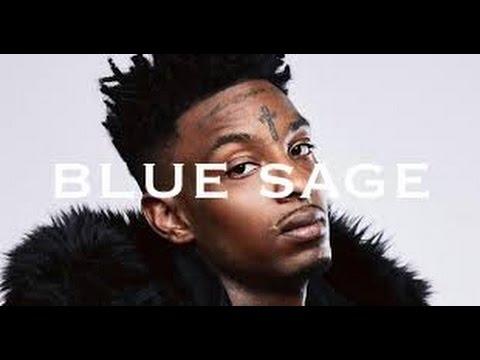 FREE 21 Savage Type Beat 2016 BLUE SAGE  Prod  LoKlass Productions