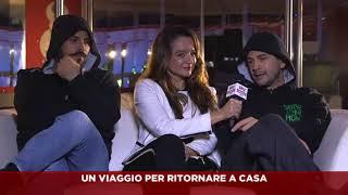2018 - Marco D'Amore e Vinicio Marchioni indossano Kappa nel backstage del film ''Drive Me Home''
